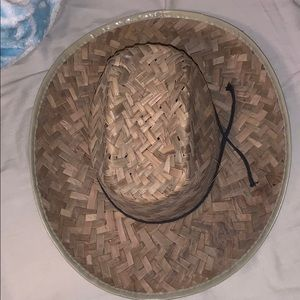 Old cowgirl hat